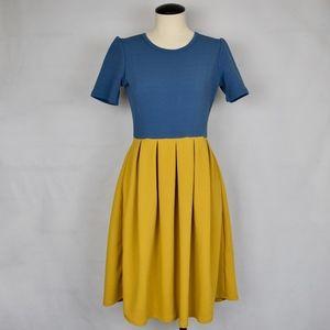 (LuLaRoe) Amelia Dress